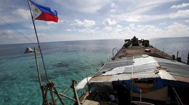South China Sea, Philippines, Philippines South China Sea, China South China Sea