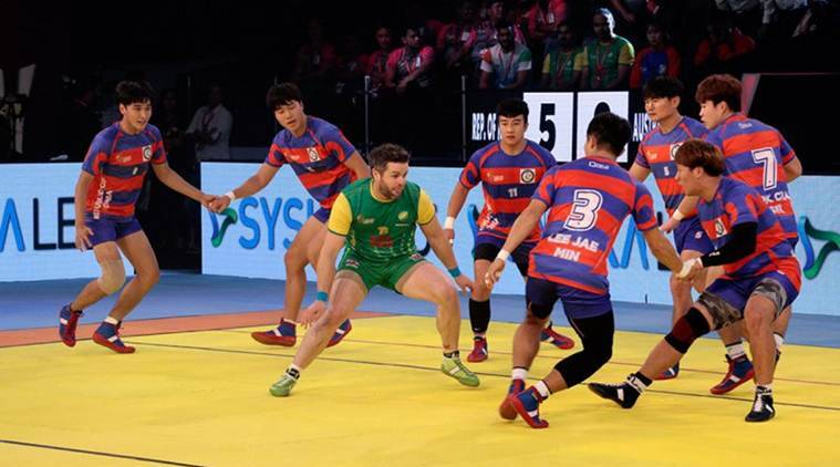 South Korea vs Australia, Australia vs South Korea, korea vs Australia, Kabaddi World Cup 2016, Kabaddi World Cup, Kabaddi news, kabaddi