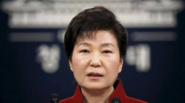 South Korean President Park Geun-hye, south korea senior secretaries resign, world news, indian express,