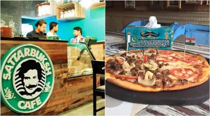pakistan, pakistan sattar buksh, sattar buksh starbucks, pakistan sattar buksh cafe, sattar buksh LOC PIzza, indian express, indian express