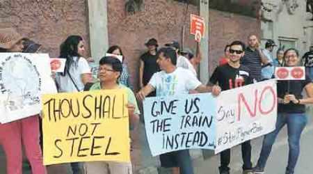 Karnataka abandons steel flyover project inBengaluru