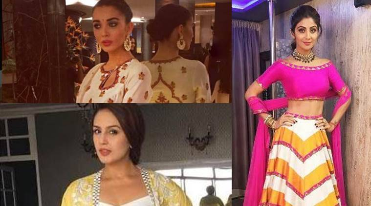 Looks like Bollywood celebs are embracing asymmetrical and flowy silhouettes this season.
