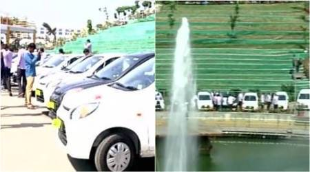 That's one cool boss to have! Surat businessman gifts employees car, house as Diwalibonus