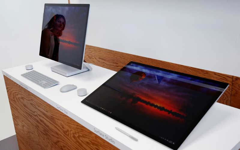 Microsoft Surface Studio Pc Announced Price