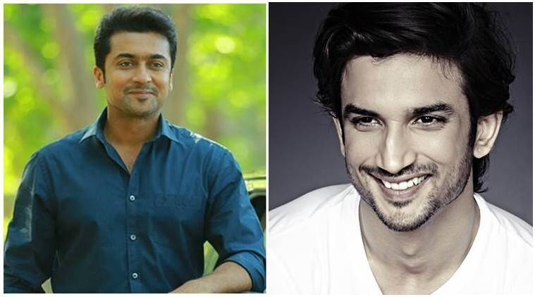 Suriya, Suriya news, Suriya actor, Suriya dhoni, Suriya dhoni movie, Suriya ms dhoni movie, Suriya sushant singh rajput, sushant singh rajput Suriya, Suriya upcoming movies, entertainment news, indian express, indian express news