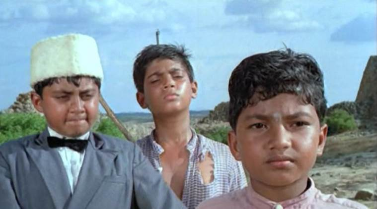 Swami and friends from Malgudi Days