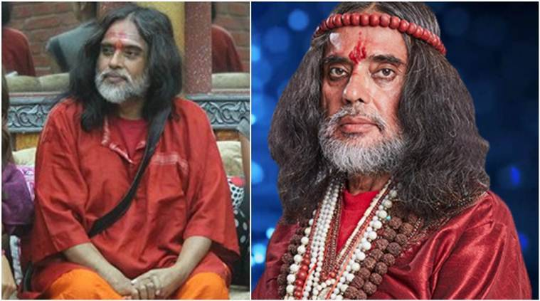 Om Swami was the first contestant of Bigg Boss 10 to enter the house.