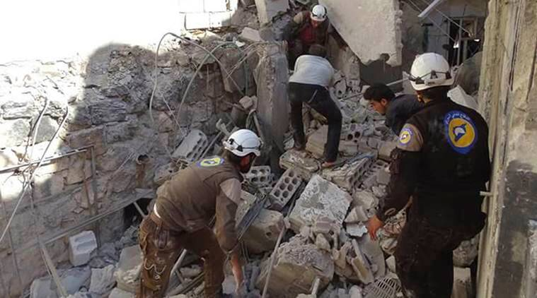 Syria, Syria white helmet, syria war, White Helmets, White Helmets killed, latest news, latest world news