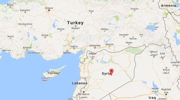 syria, syria news, syria turkey border, turkey explosion, syria explosion, 16 dead in syria explosion, turkey news, syria turkey border explosion, world news, indian express, india news