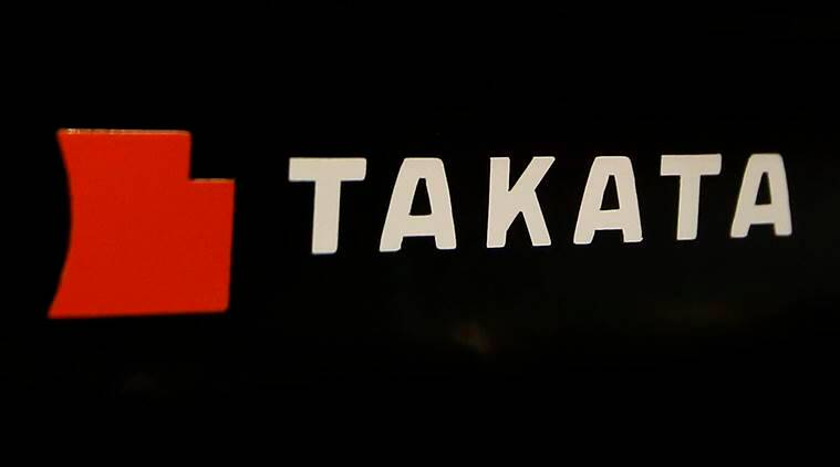 Takata, airbag company Takata, Takata Bankruptcy, Indian express, India news, Business news, Lawsuit, Bankruptcy news,