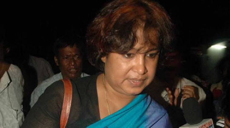 Tasleema nasreen, Tasleema, bangladeshi writer on Pakistani ban, Pak actors, Pakistan actors ban,Indian cinema, Bollywood, Tasleema nasreen on Pak actors ban, Pakistan artistes,  Fawad Khan, Karan Johar, Ae dil hai Mushkil, India news, indian express news