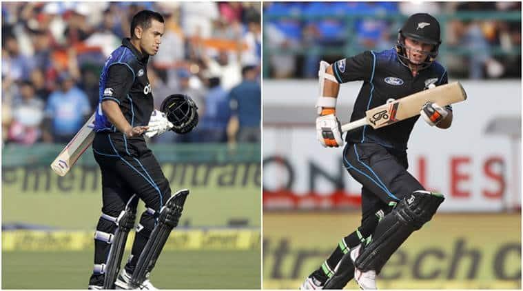 India vs New Zealand, Ind vs NZ, Ind vs nz ODI, Ind vs nz 4th ODI, Tom Latham, Latham, Ross Taylor, Taylor, Brendon McCullum, McCullum, Cricket news, Cricket