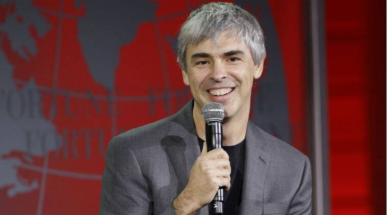 Alphabet, Google, Gmail, YouTube, Larry Page, Twitter, Google CEO, Facebook, Larry Page, Google self driving cars, Larry Page, smartphones, technology, technology news