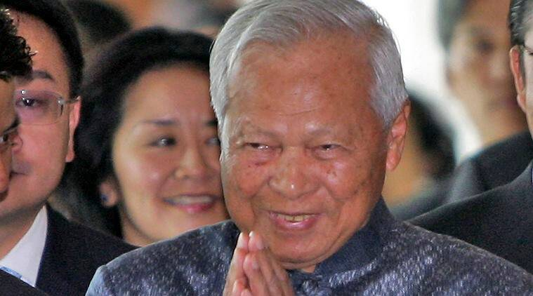 thailand, thai, thailand king death, thai king death, thailand king, thai king, Thailand regent,, Thai regent, Prem Tinsulanonda, thailand news, world news