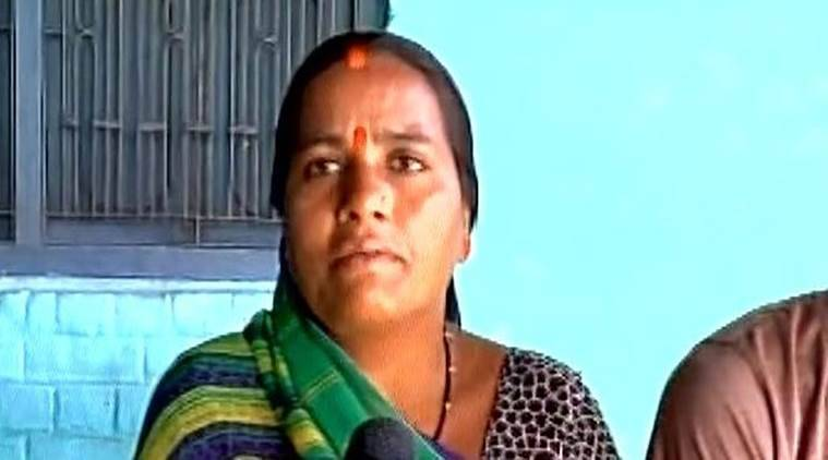 Lata Devi Diwakar built a toilet by selling her mangalsutra/ ANI