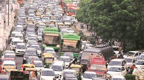 Delhi traffic situation alarming, police failed: Panel