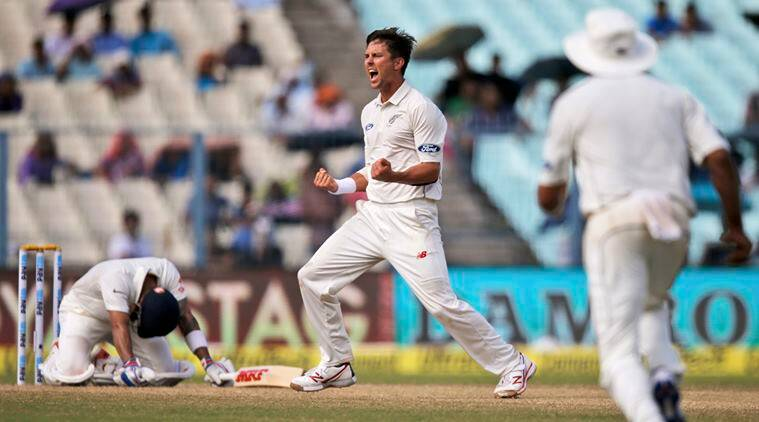 Pakistan vs New Zealand 1st Test: Trent Boult leads New Zealand fightback against Pakistan