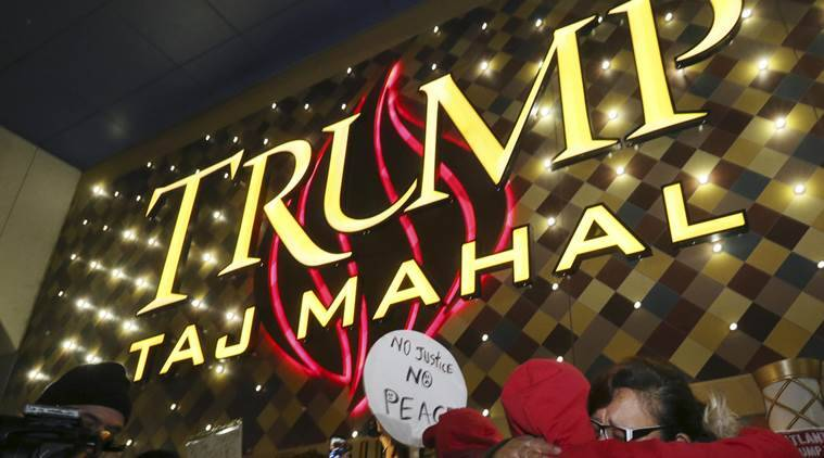 Trump Taj Mahal, Trump Taj Mahal casino, Trump Taj Mahal new jersey, new jersey, trump, Carl Icahn, World news, Indian express news