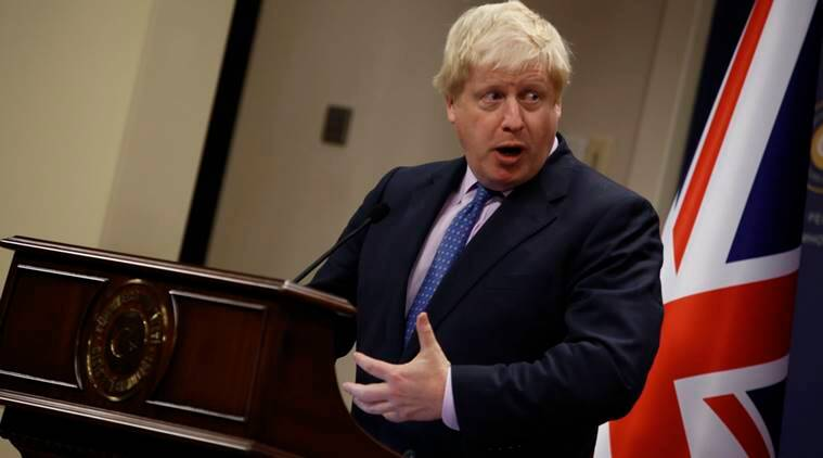 Boris Johnson, Syria, Aleppo, Syria hospital bombing, Syria news, UK Syria, Bashar al-assad, syria peace talks, news, latest news, world news, international news,