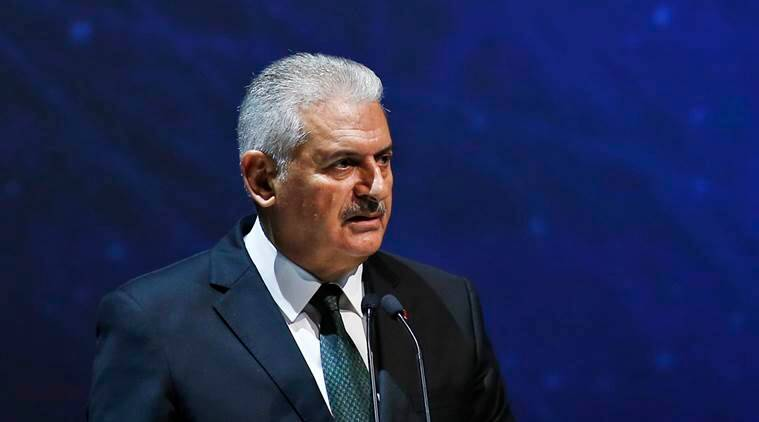Prime Minister Binali Yildirim, Vladimir Putin, Aleppo, Syria crisis, Syria situation, Bashar al-Assad, Syrai-Turkey, Turkey-Russia, world news, indian express news