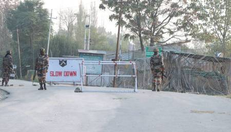 Forces nab two Hizbul sympathisers in Kupwara