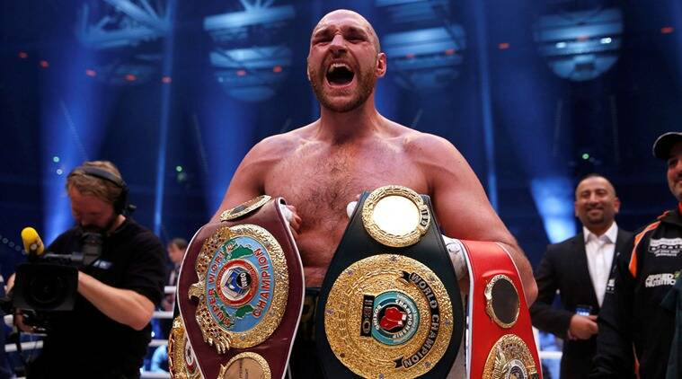 tyson fury, fury, former heavyweight champion fury, tyson fury drugs, tyson fuyry mental health, tyson fury doping, tyson fury boxing, tyson fury britain, boxing news, sports news