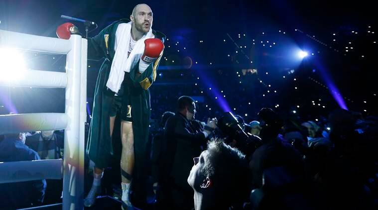 tyson fury, tyson fury boxing, fury boxing, tyson fury cocaine, cocaine, boxing tyson fury, boxing news, boxing
