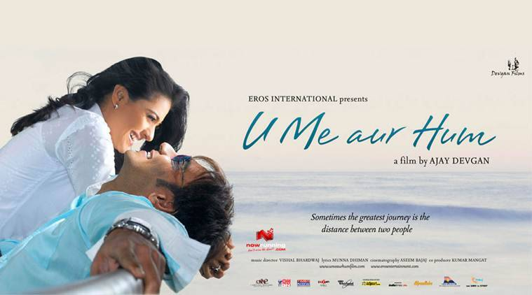 Ajay Devgn made U Me Aur Hum a full 17 years after making his acting debut.