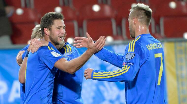 world cup qualifiers, fifa world cup, world cup 2018, kosovo world cup, kosovo vs ukraine, ukraine world cup, football news, sports news