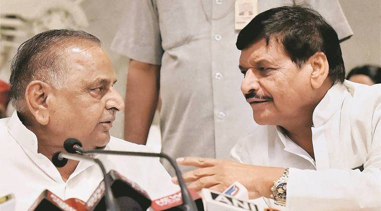 Mulayam Singh Yadav, Akhilesh Yadav, Shivpal yadav, Samajwadi party, UP state elections, Uttar Pradesh elections, Uttar Pradesh, India news, Indian express news
