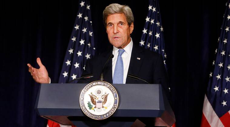 United States, us , us secretary of state, john kerry, russia, syria, warcrimes, United nations, UN, United nations vote, UN vote, russia war crime, syria wear crime, world news, indian express