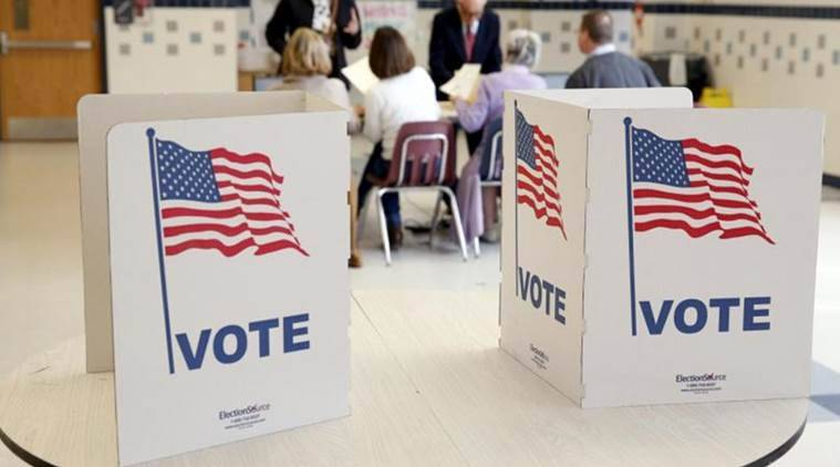 US elections, American elections, US elections 2016, elections in USA 2016, US president, US presidential election, US voting technology, how do americans vote, voting in the US, voting in America, Indian Express