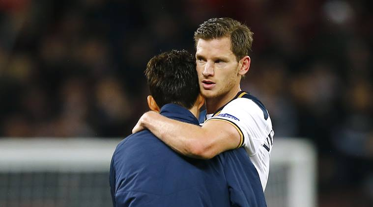 Jan Vertonghen, Vertonghen, Spurs, Tottenham, Tottenham Hotspur, English Premier League, EPL, football, football news, sports, sports news