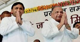 Samajwadi Party's internal fight divides SP