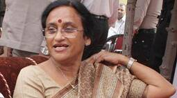 Senior UP Congress Leader Rita Bahuguna Joshi Joins BJP