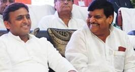 Uncle Shivpal Targets Akhilesh, Claims CM Told Him He Will Form Another Party