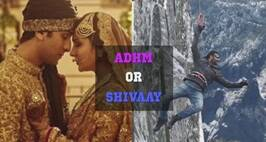 Ae Dil Hai Mushkil Vs Shivaay: What Delhites Pick