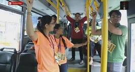 MTDC Organises A Special Mumbai Darshan Luxury Bus For Special Children On World Tourism Day