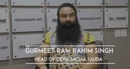 Idea Exchange With Gurmeet Ram Rahim Singh