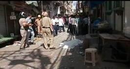 1 Dead, 5 Injured In Low Intensity Explosion In Delhi's Naya Bazaar Area
