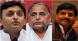 Power Struggle In Mulayam's Party: Here's What People Reacted