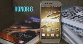 Honor 8 First Look Video