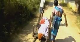 Odisha: Villagers Refuse To Cremate Dalit Woman's Body