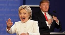 US Presidential Debate: Donald Trump Calls Hillary Clinton 'A Nasty Woman'