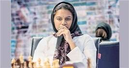 World Women Chess Championship Courts Controversy Due To Iran Hijab Rule