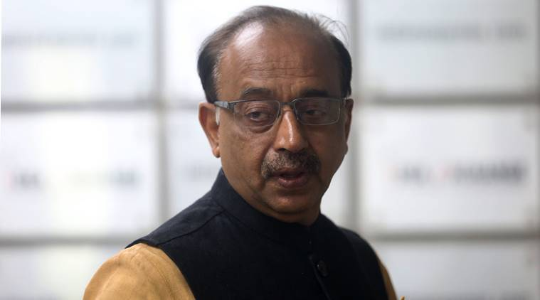 Union minister Vijay Goel, central delhi, currency exchange formalites, Currency exchange news, latest news, demonetisation news, latest news, India news