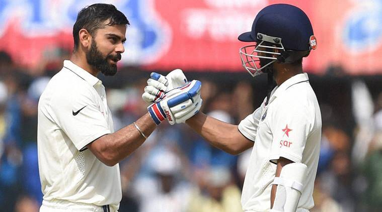 Virat Kohli, Kohli, Ajinkya Rahane, Rahane, Kohli Rahane, India vs New Zealand, Ind vs nz, ind vs nz 3rd test, ind vs nz indore test, Cricket news, Cricket