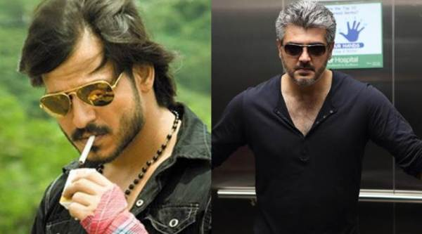 Bollywood actor Vivek Oberai has been roped in to play the main antagonist in Ajith's upcoming film, Thala 57