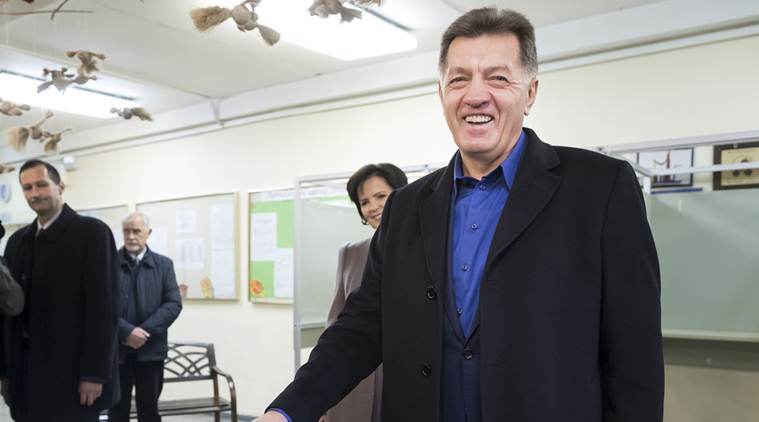 Lithuania, Lithuania elections, Lithuania vote, Social democrats, emigration, independence, World news, Indian express news