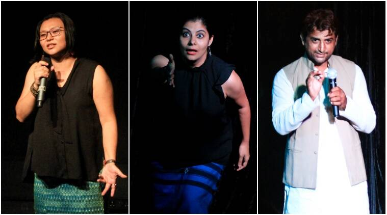 Wari is a curated storytelling production created by Nicky Chandam (L) and Anuja Jaiman. (Source: Dipnendu Choudhary & Preeti Agarwal Mehta)